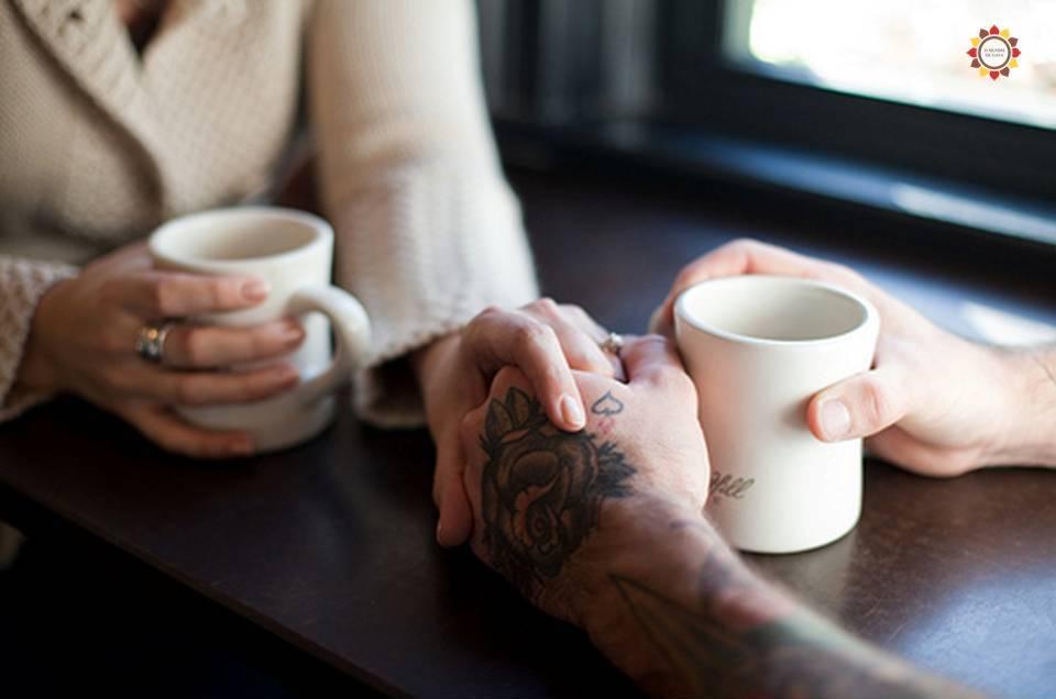 """Resultado de imagem para """"Um café e um amor...Quentes por favor!"""" - Caio Fernando Abreu"""