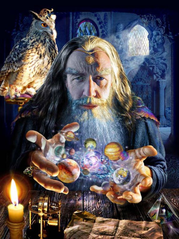 Divination-Wizard